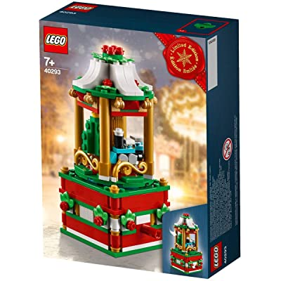 Lego 40293 Christmas Carousel 2020 Limited Edition Set: Toys & Games
