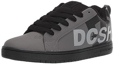 f6e630a65def1 DC Shoes Men's Court Graffik Se Shoe Trainer