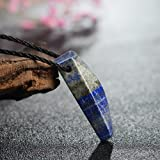 iSTONE Natural Lapis lazuli Lucky Birth Stone