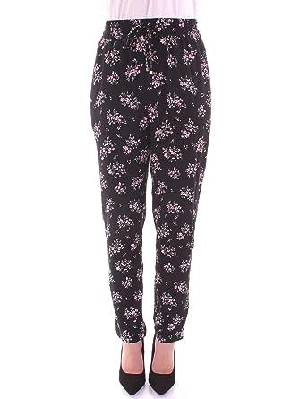 fb60054cb0 Liu Jo W18108T9055 Trousers Women: Amazon.co.uk: Clothing