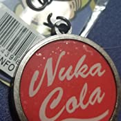 Amazon.com: Fallout 4 Nuka Cola Llavero: Office Products