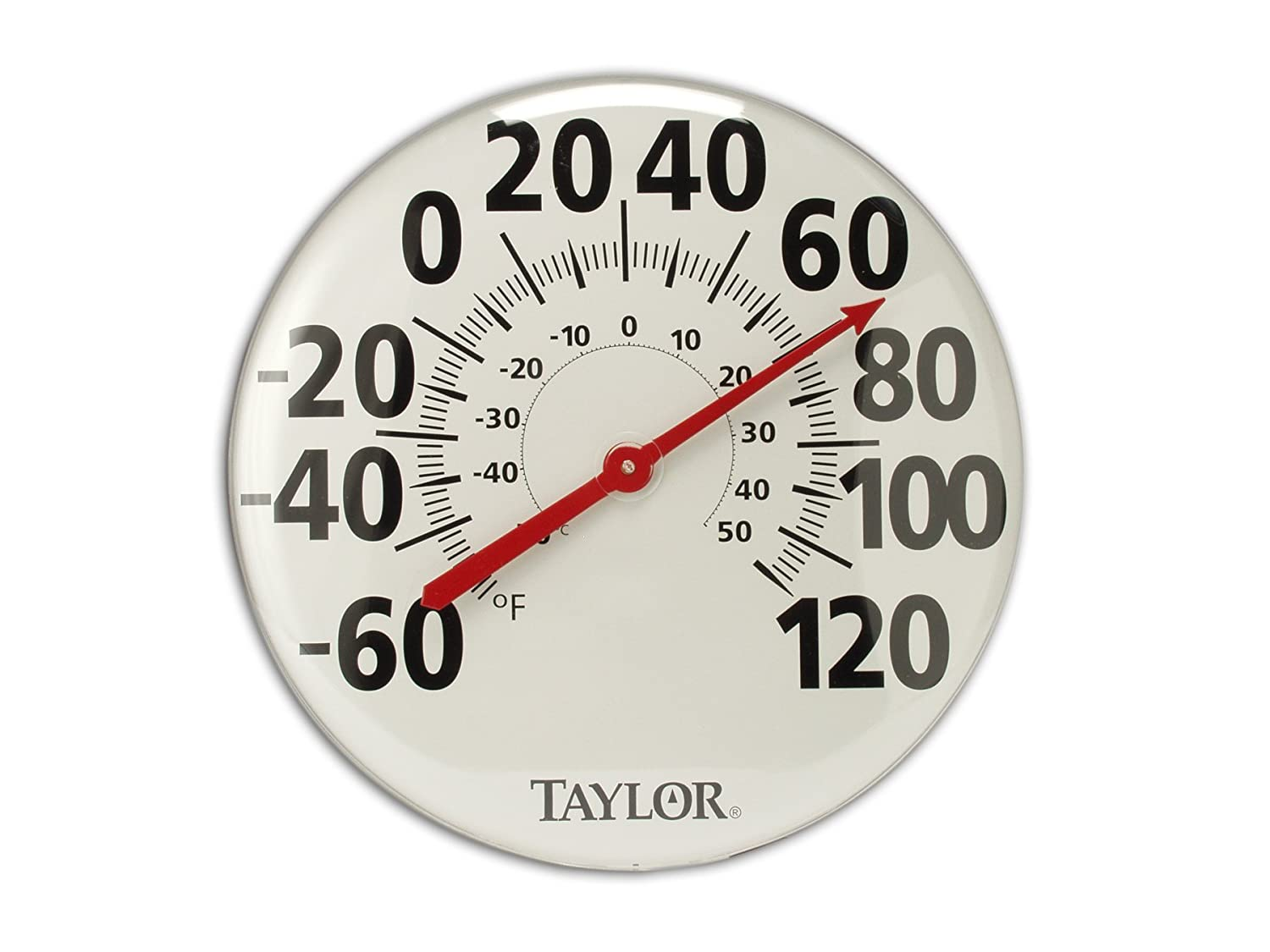 Amazon taylor precision products patio thermometer 18 inch amazon taylor precision products patio thermometer 18 inch outdoor thermometers garden outdoor amipublicfo Gallery