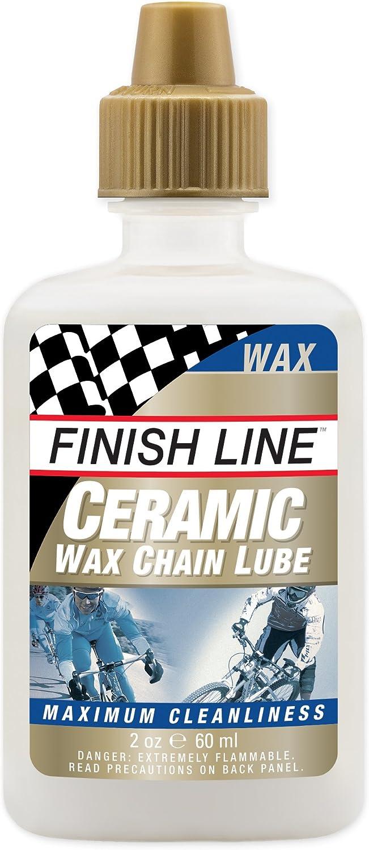 Finish Line 60ml Aceite cerámico para Cadenas. Seco, Unisex Adulto ...