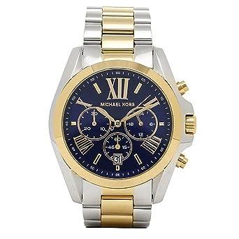 e5c85b8dbeef [マイケルコース] 時計 レディース MICHAEL KORS MK5976 MK5976991 BRADSHAW CHRONOGRAPH 腕時計  ウォッチ シルバー/