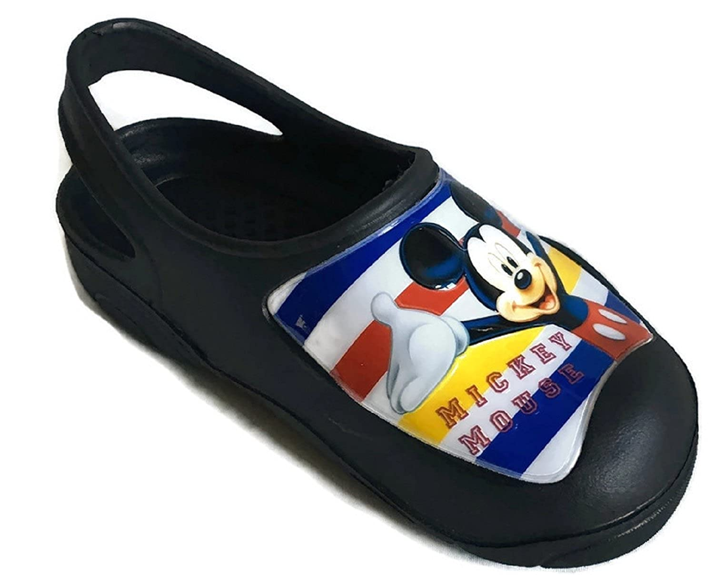 Buy Cheap 2019 New Disney Brand Boy And Girl Sandals Fashion Summer Boy Baby Sandals Soft Bottom Children Mickey Minnie Sandals Reputation First Sandals Mother & Kids