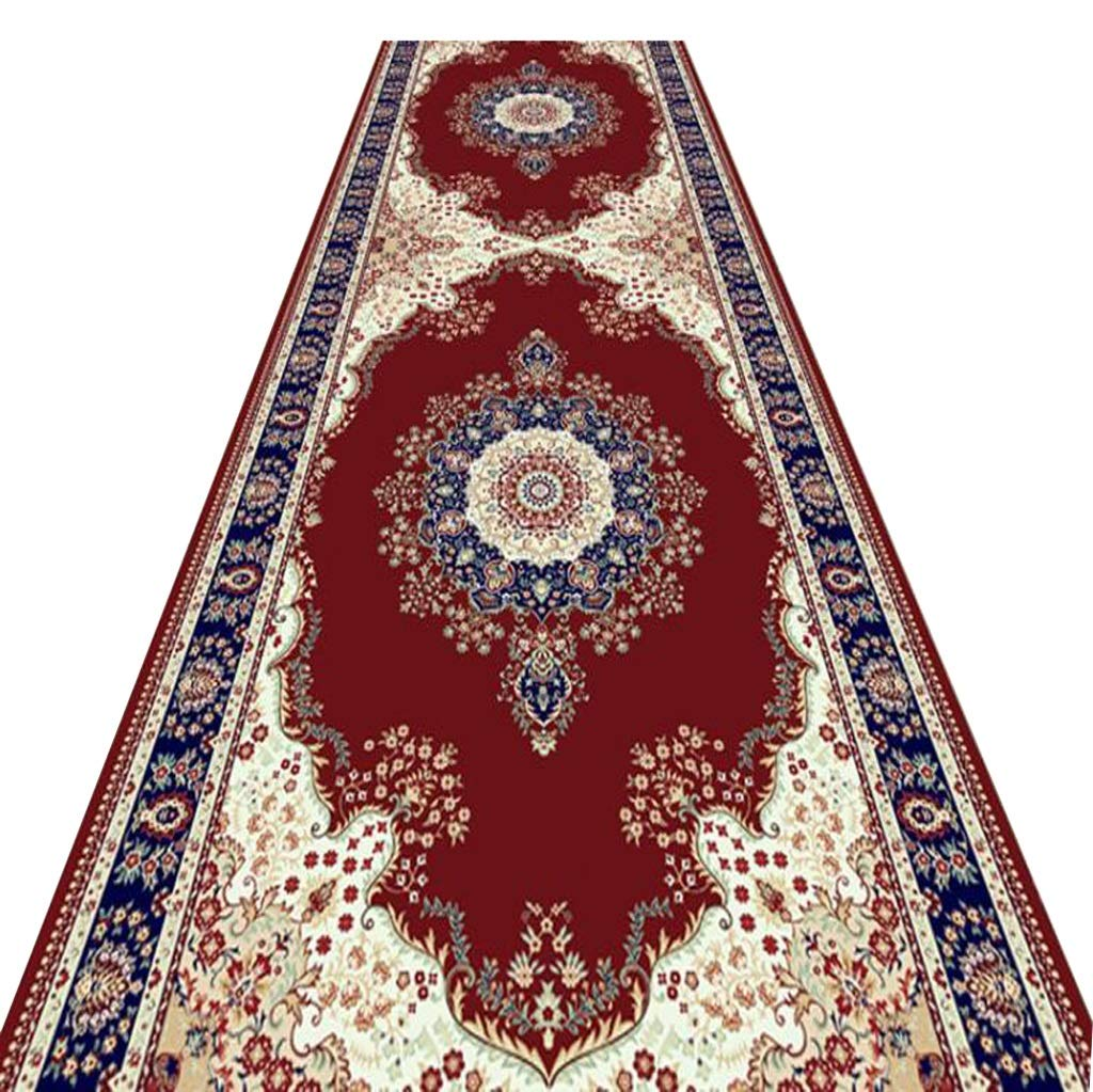 Mbd Carpet Entrance Hall Entrance Bathroom Long Strip Home Bedroom Porch Home Carpet, Full Shop Can Be Customized (Color : A, Size : 0.88m)