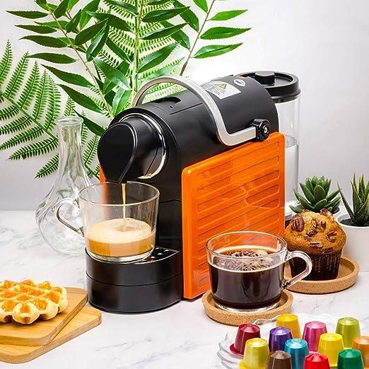 ETH Cafetera Totalmente Automática Cafetera Exprés Oficina En Casa ...