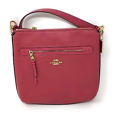 9eec8123f3 COACH F34823 MAE CROSSBODY STRAWBERRY: Handbags: Amazon.com