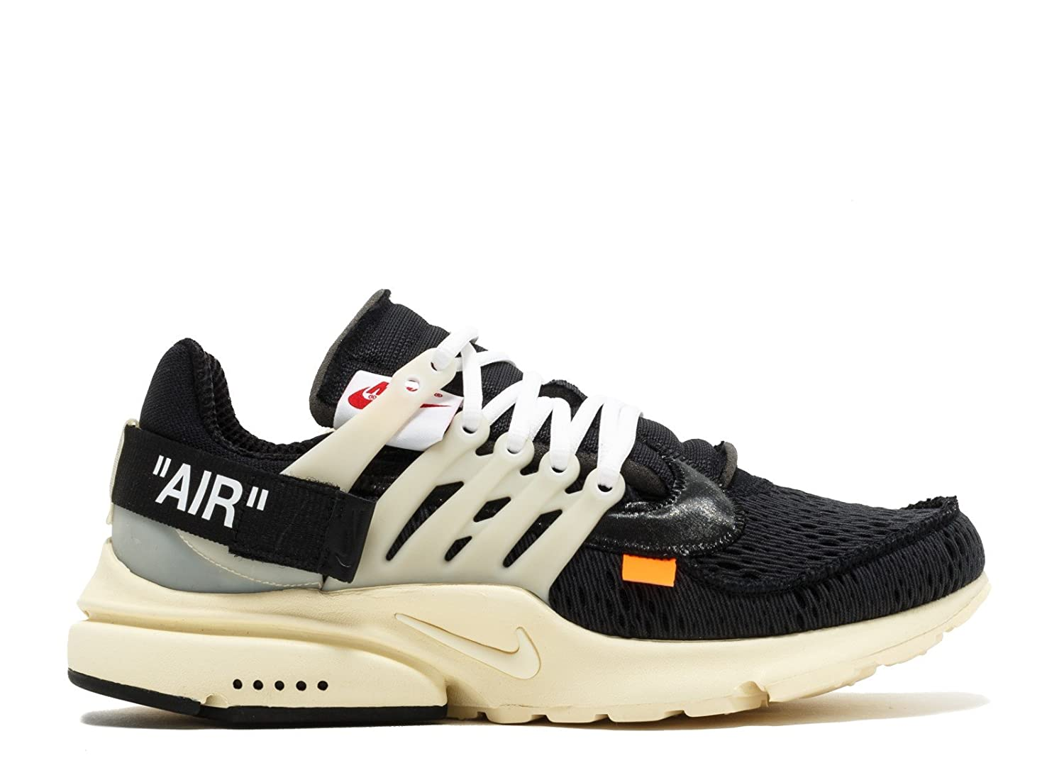 BestVIP The 10 Air Presto Off White aa3830 001 Black Muslin B07BRXDS4X Mens:11D(M)US=10UK=45EU|2018 New Fashion Shoes