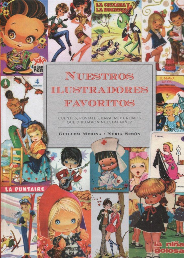 Nuestros ilustradores favoritos: Amazon.es: Guillem Medina ...