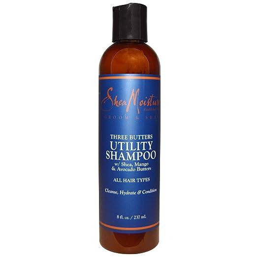 """SheaMoisture's """"Three Butters Utility Shampoo"""""""