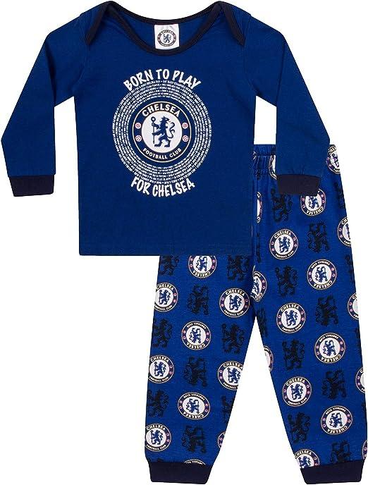 Chelsea Football Club Crest Pajamas