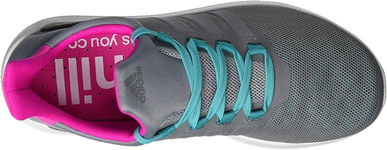 adidas Damen CC Sonic W Laufschuhe, dunkelviolett Blau Rosa Blau Gris Gris Verimp