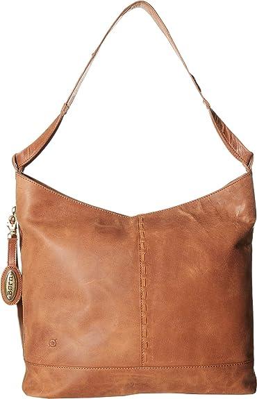 d01513afaf Amazon.com  Born Womens Labelle Hobo Saddle One Size  Clothing