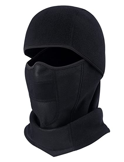393c3c01d6c ChinFun Balaclave Windproof Ski Mask Cold Weather Face Mask Winter Tactical  Hood Motorcycle Neck Warmer Ultimate
