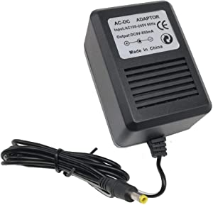 WiCareYo AC Power Supply Adapter Wall Charger for Genesis 2 & 3