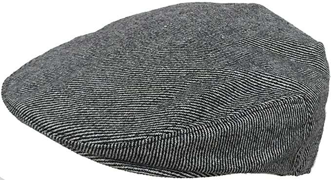 Headchange Wool Blend Tweed Winter Ivy Scally Cap Flat Driver Hat 5 Point  Newsboy at Amazon Men s Clothing store  8d4f16700244