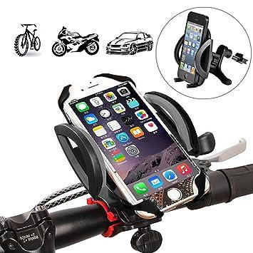Access+® All-in-One soporte movil para Bici Bicicleta / Soporte de ...
