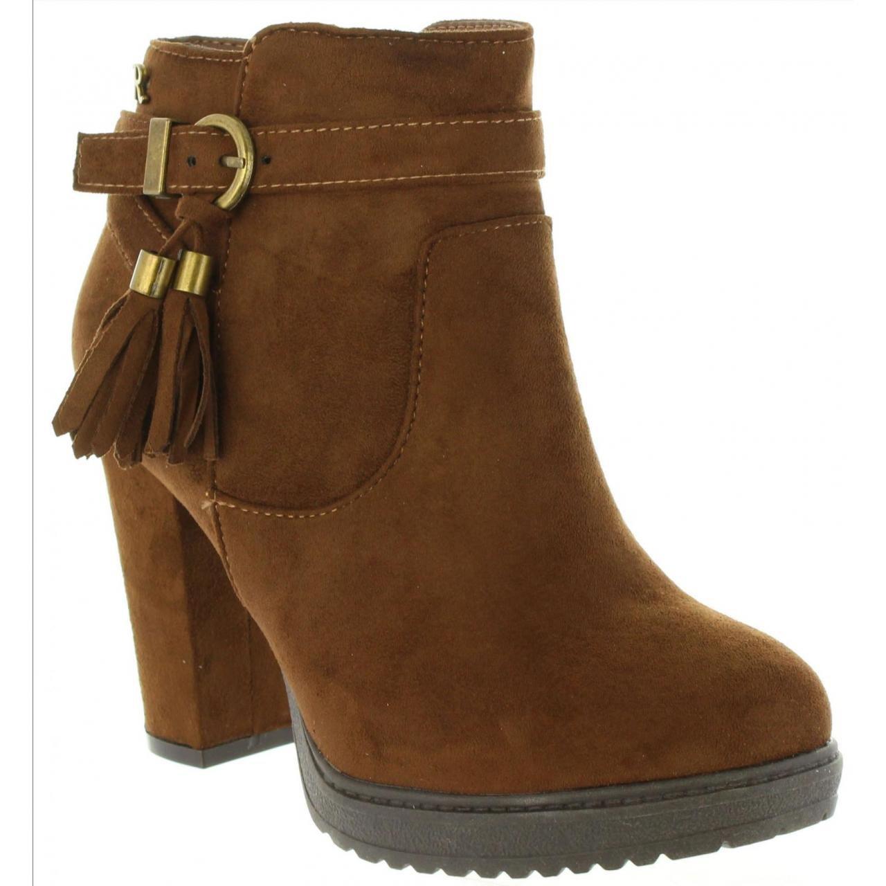 Refresh Stiefel für 63702 Damen 63702 für Antelina Camel - 8c4ee7