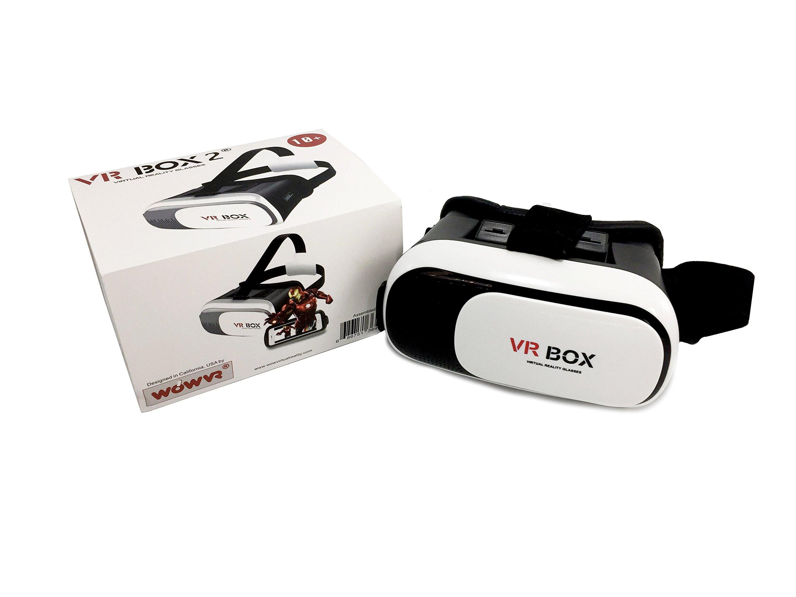 VR BOX-2 ® Virtual Reality Goggle