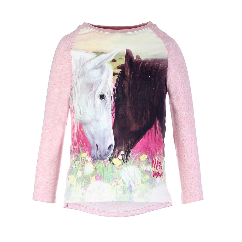 Rosa Miss Melody Ragazza T-Shirt