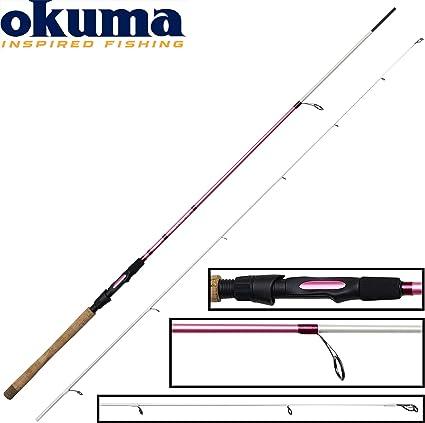 Okuma Angelrute Pink Pearl V2 249cm 10 32g 2sec: