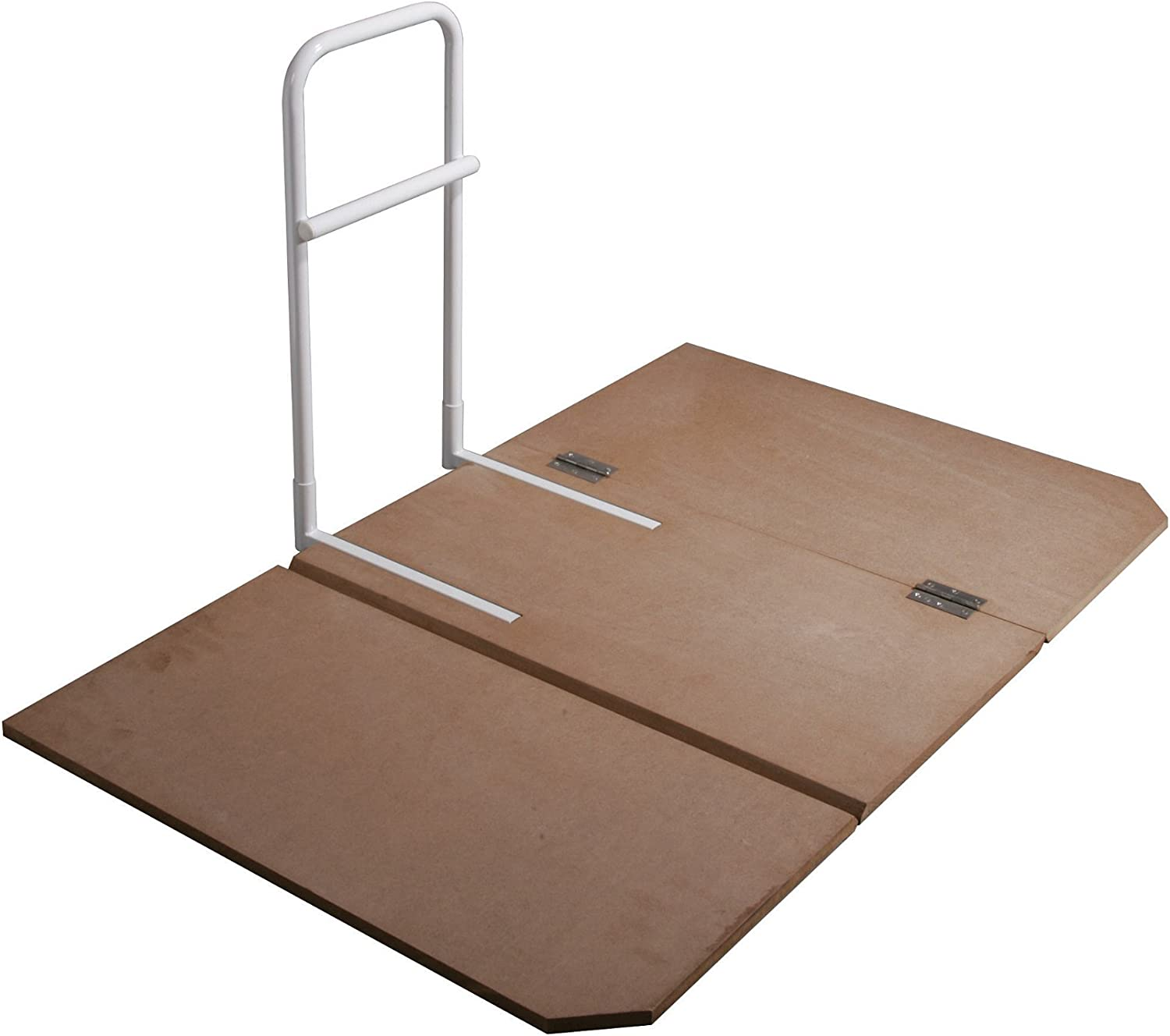 Drive Medical Home Bed Assist Grab Rail with Bed Board: Health & Personal Care