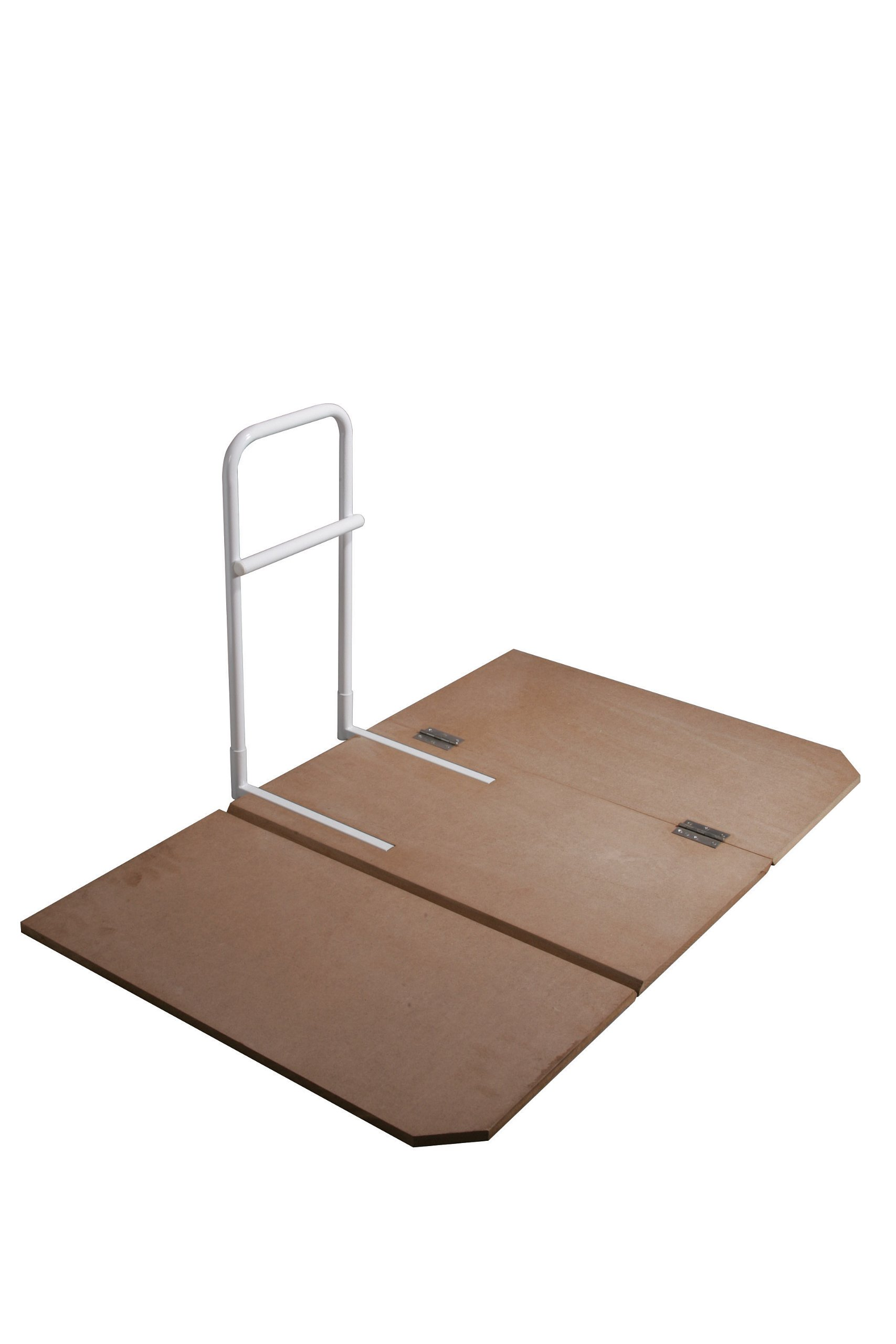 Drive Medical Home Bed Assist Grab Rail with Bed Board by Drive Medical