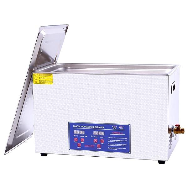 Ultrasonic Cleaner 30L Commercial Ultrasonic Cleaner Large Capacity Heated Ultrasonic Cleaner