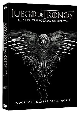 Amazon.com: Juego De Tronos - Temporada 4 [DVD]: Movies & TV