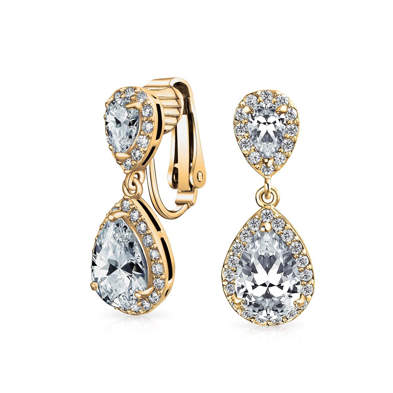 Crystal Rhinestone Elegant Jewelry Candy Color Earring Dangle Drop Ear Studs