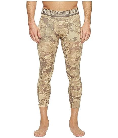 official photos 9f19a 47b21 Nike Mens Pro Hypercool 3 4 Digi Camo Tights at Amazon Men s Clothing store