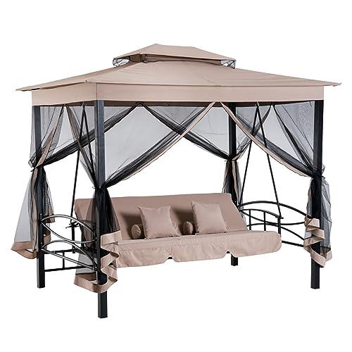 Outdoor Bed Swings Amazon Com