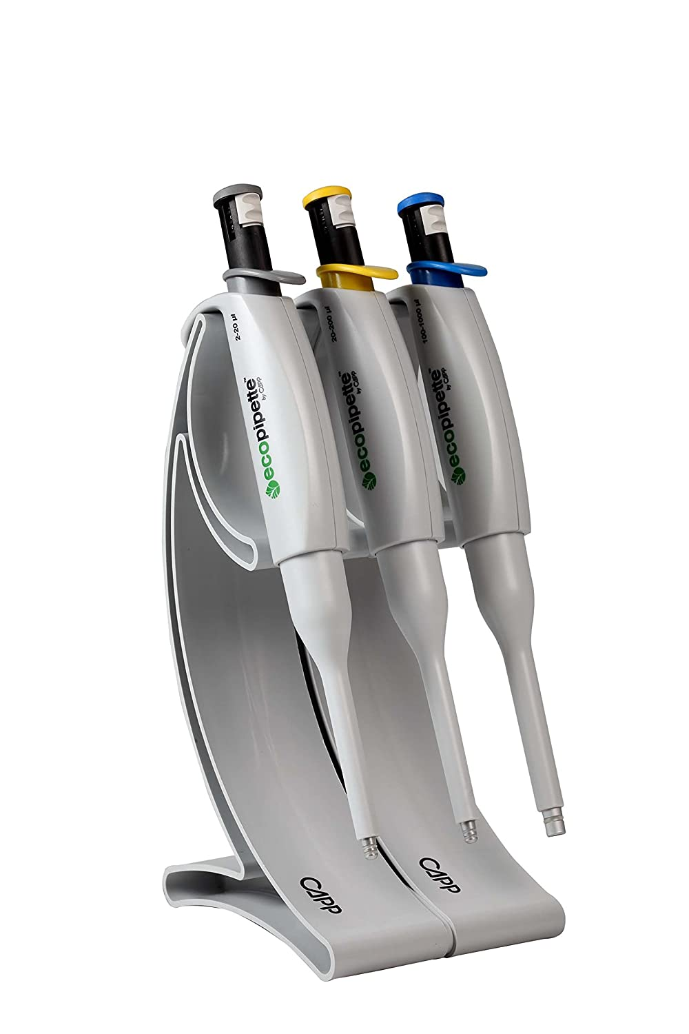 Capp C-01 Combi Stand for up to 3 Mechanical Pipettes, Except Bravo, 2 modules