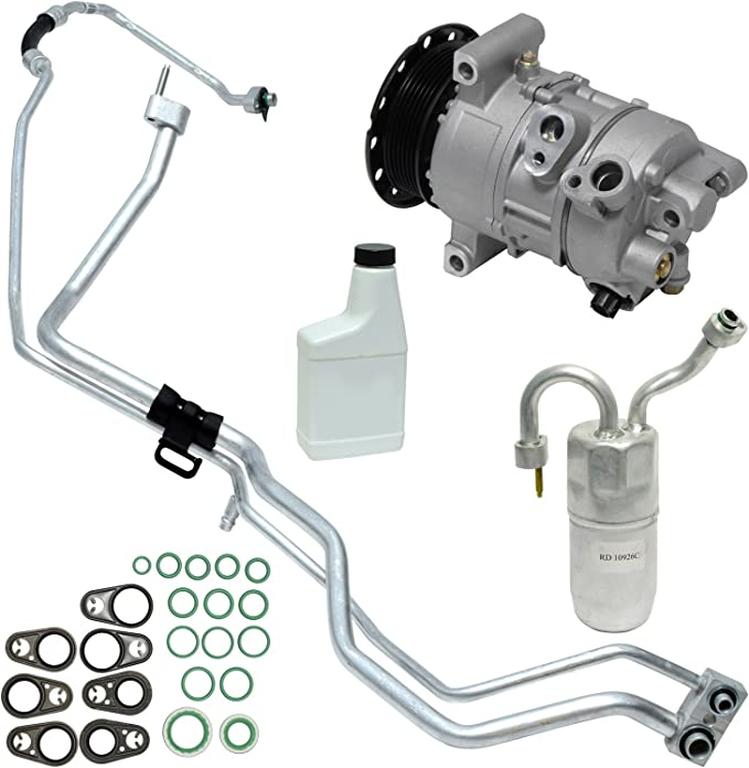 New A//C Compressor and Component Kit KT 5288A XC90