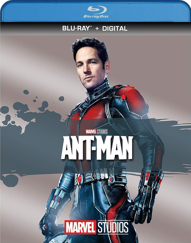 Amazon com: ANT-MAN [Blu-ray]: Paul Rudd, Michael Douglas