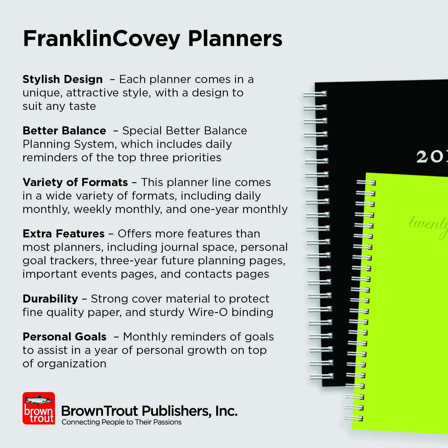 Amazoncom Franklin Covey Academic Planner 2018 2019 Deluxe