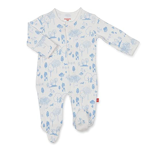 d1a26915451d Amazon.com  Magnetic Me by Magnificent Baby 100% Organic Cotton ...