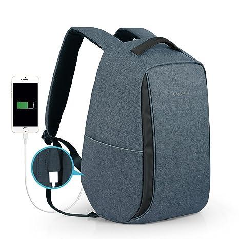 217bfc4ade09 Hanke Travel Backpack, Anti-Theft Business Laptop Backpack Travel Safer  Daypack For Men Women Student