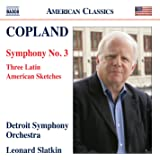 SYMPHONY 3/THREE LATIN