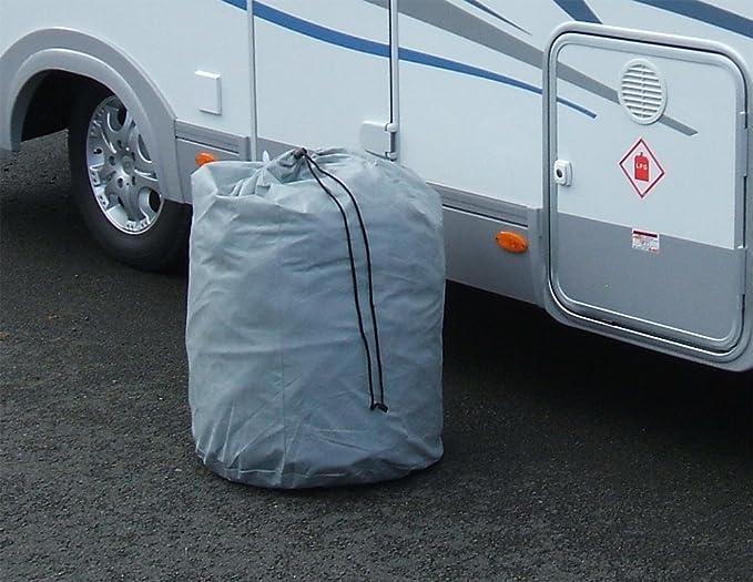 Maypole Telo copri-camper 9425 colore: Grigio dim 7-7,5 m