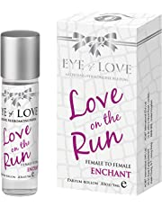 Eye of Love White, Enchant Perfume Mini-Roll-On for Ladies, 1 Count