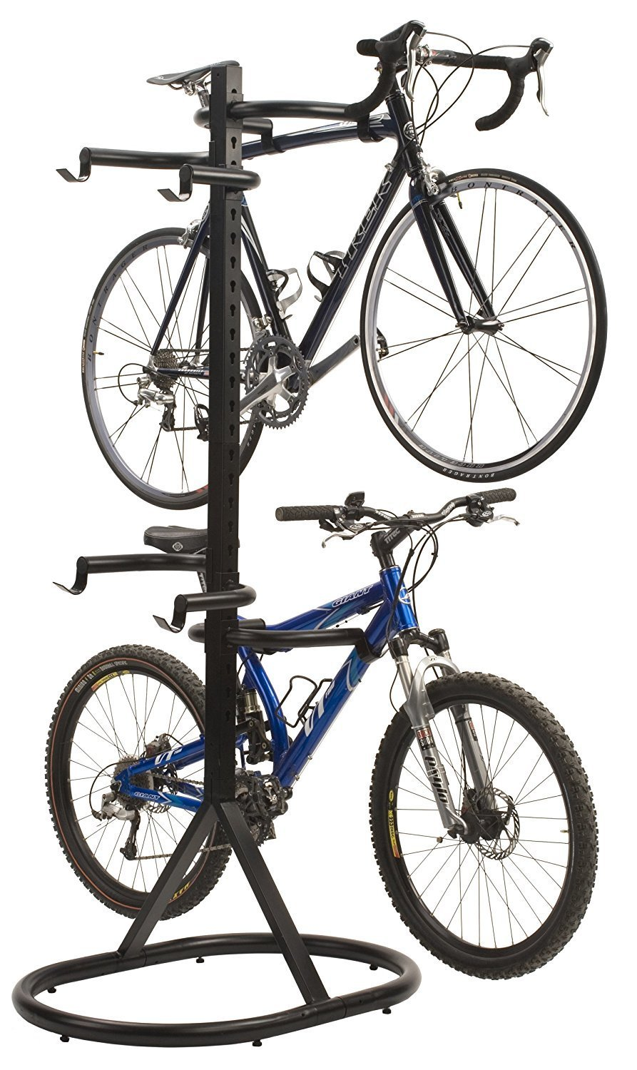 CyclingDeal 4 Bikes Hanger Parking Rack Floor Freestanding Stand by CyclingDeal (Image #3)