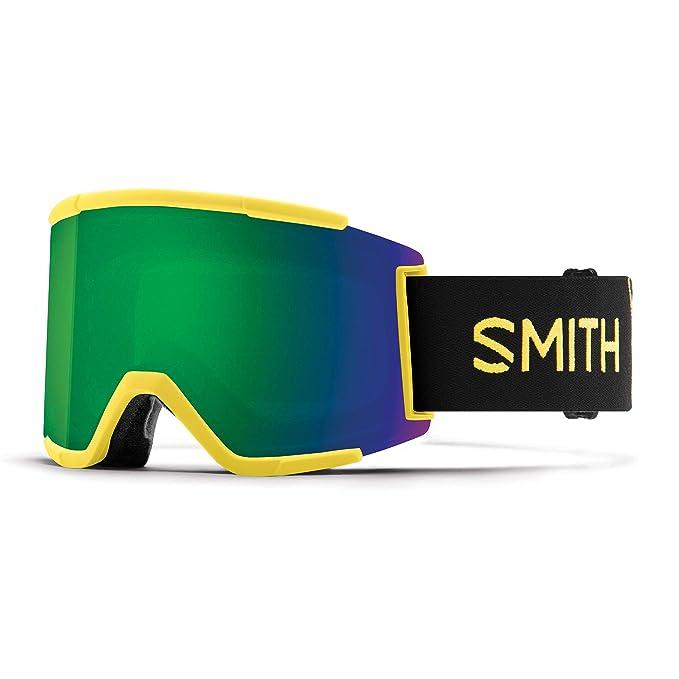 Gafas de esquí con cristales verdes para el sol Smith