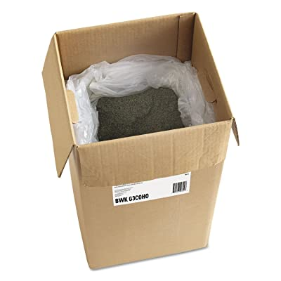 BWKG3COHO - Oil-Based Sweeping Compound, Green Softwood, Grit-Free, 50lb Box: Automotive