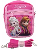 Disney Frozen Queen Elsa Camera Bag Case Little Girl Bag Handbag Licensed - Pink