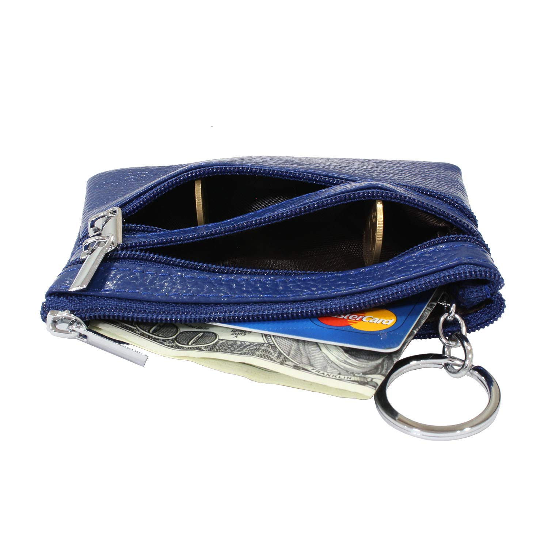 Bleu ZHONYEE Porte-Monnaie - FY018BU Bleu