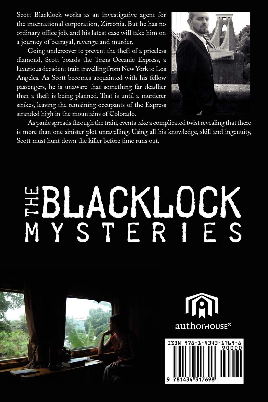 The Blacklock Mysteries:On the Right Track