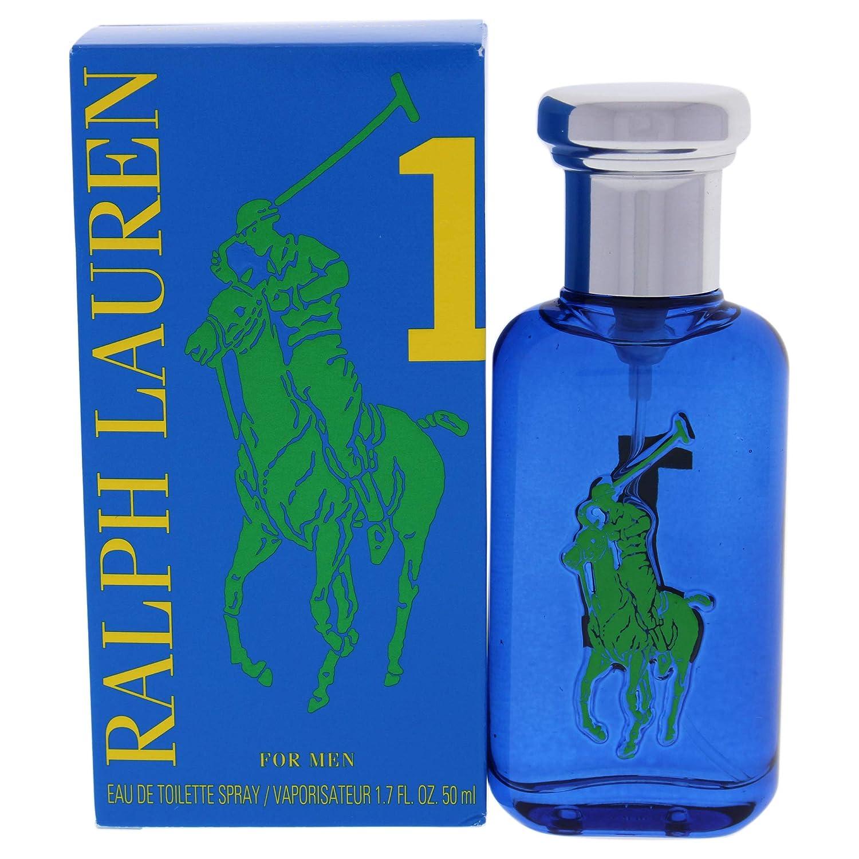 Ralph lauren Polo Big Pony Collection #1 for Men Eau de Toilette spray, 1.7 Oz
