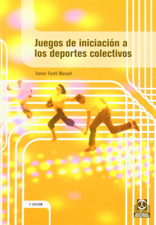Juegos de Iniciacion a Los Deportes Colectivo (Spanish ...